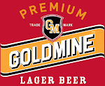 Logo of Gold Mine Brews Goldmine Lager