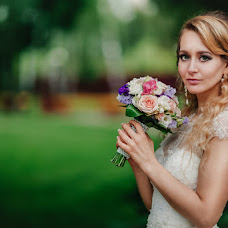 Wedding photographer Olga Nikonorova (OlgaNikFoto). Photo of 13.08.2016