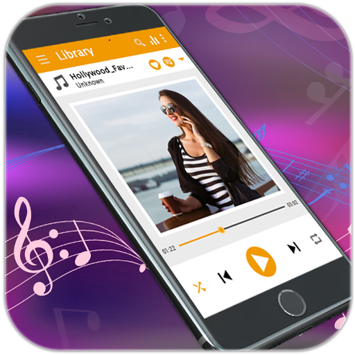 Music Player With Your Photo Background Android APK Download Free By Photo Video Solutions
