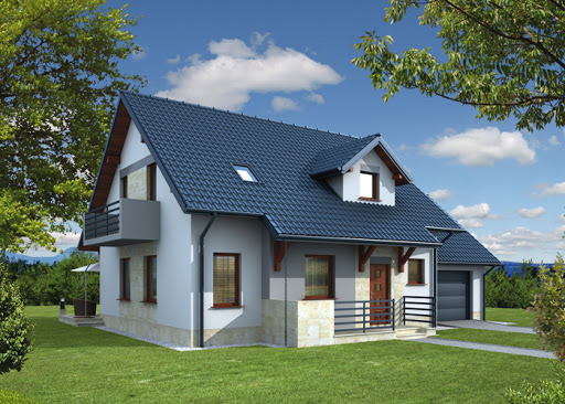 projekt Dom za rogiem - C110