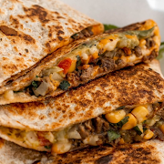 Bean & Cheese Quesadilla
