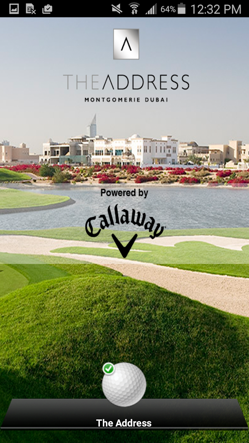 The Address Montgomerie Dubai- screenshot