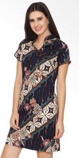 ... 100+ model batik dress of today 2018 screenshot 18 ... 8c0243d1e3