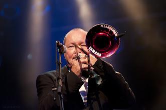 Photo: Nils Landgren - 25. Intern. Jazzfestival Viersen 2011 - Festhalle Bühne 1
