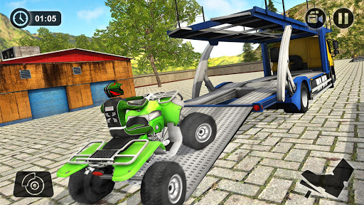 Car Transporter Cargo Truck Driving Game 2018 1.0 screenshots 8