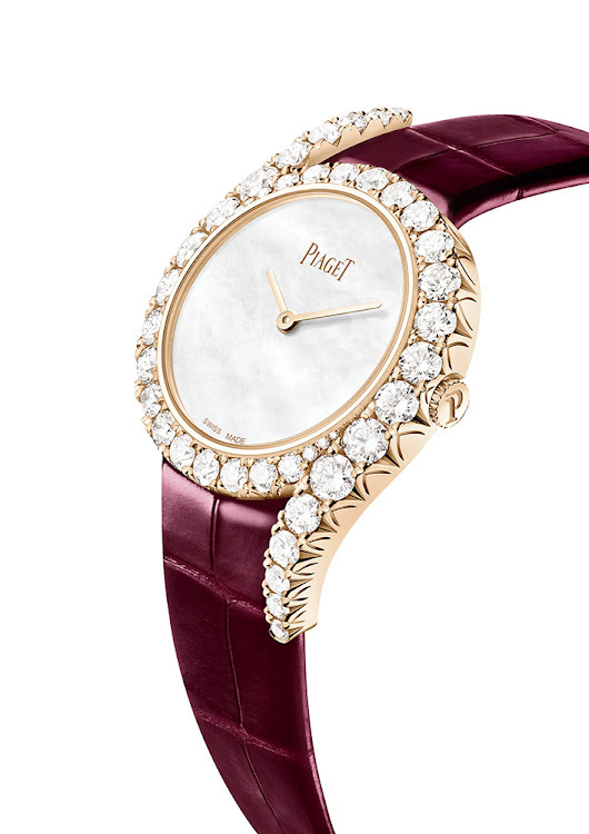 Piaget Limelight Gala Precious Rose Gold.