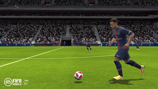FIFA SOCCER:  GAMEPLAY BETA 11.1.01 screenshots 1