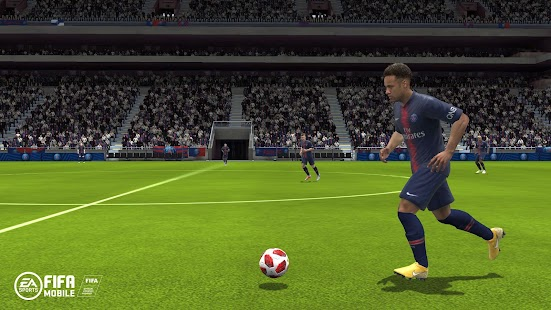 FIFA SOCCER:  GAMEPLAY BETA Screenshot