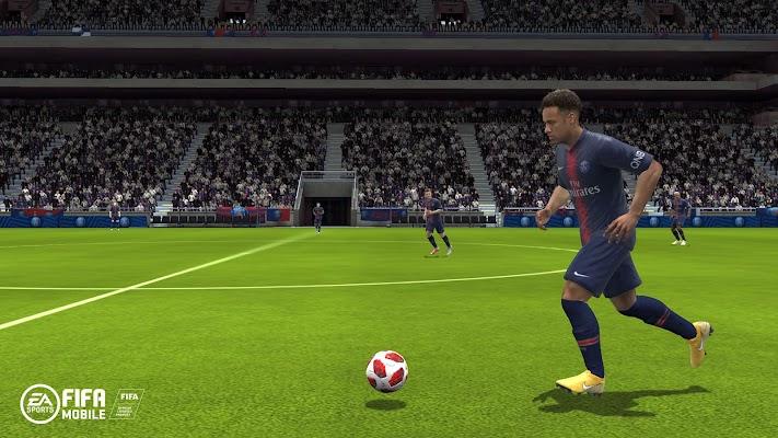 FIFA SOCCER: GAMEPLAY BETA Screenshot Image