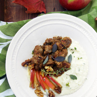 Apple Sage Pork Stew