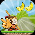 Banana King Monkey Run icon