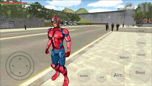 Great City War Crime : Defeat Mafia Gangster screenshot 1