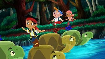 Hook's Treasure Nap / Princess Power!
