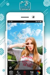 DSLR Blur Camera: Portrait Effect - náhled