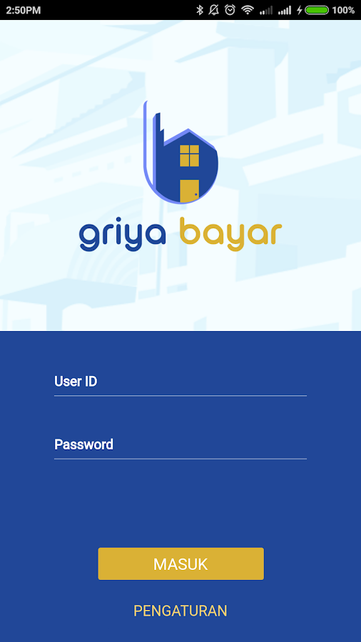 Griya Bayar Mobile- screenshot