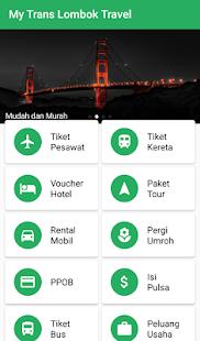 My Trans Lombok Travel - náhled