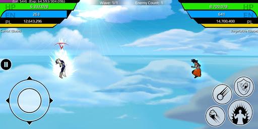 The Final Power Level Warrior (RPG) 1.2.7p2 screenshots 15