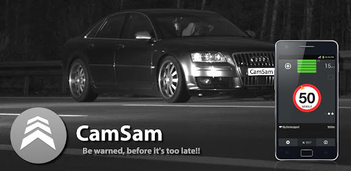 CamSam - Speed Camera Alerts - Apps on Google Play