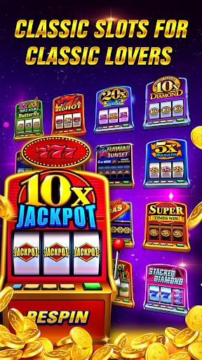 Classic Slotsu2122 - Best Wild Casino Games apkpoly screenshots 5