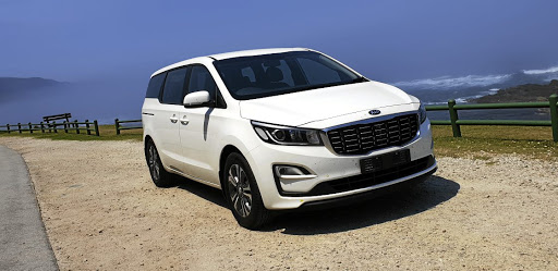 Kia's updated Grand Sedona bus competes against the likes of the Hyundai H1 and VW Kombi.