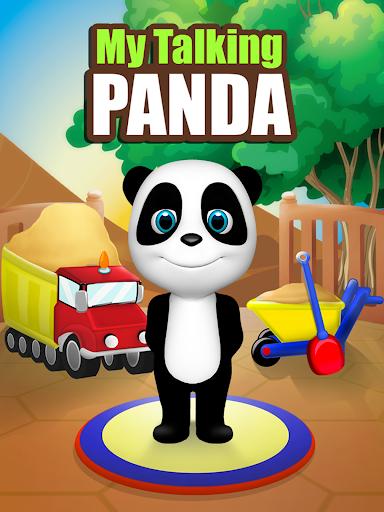 My Talking Panda - Virtual Pet Game 1.2.5 screenshots 8