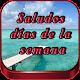 Saludos Días de la Semana Download for PC Windows 10/8/7