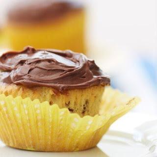 Banana-Chocolate Chip Cupcakes