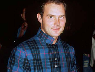 John Leslie for Celebrity Big Brother?