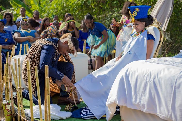 Traditional Wedding Ceremony.Traditonal Wedding A Royal Affair