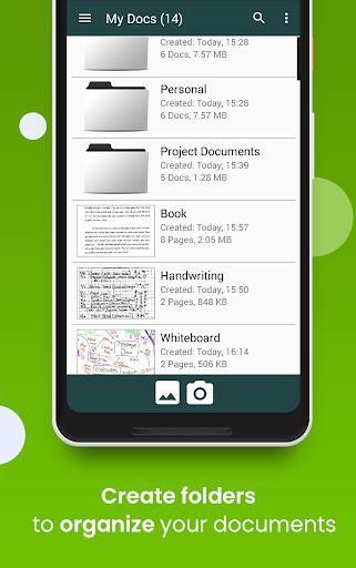 Clear Scan: Free Document Scanner App,PDF Scanning  screenshots 4