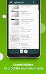 screenshot of Clear Scan: Free Document Scanner App,PDF Scanning