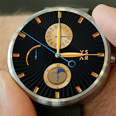 Watch Face - Golden Wear