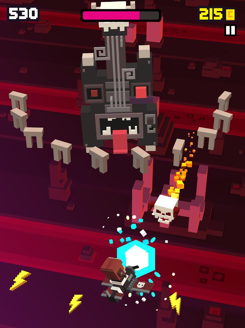 Shooty Skies - Arcade Flyer Screenshot 12