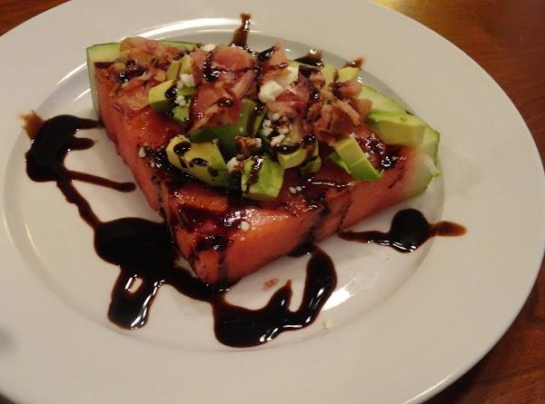 Grilled Watermelon Salad Recipe