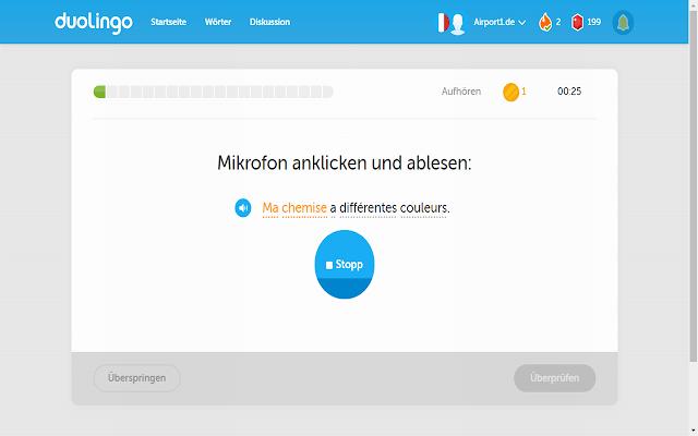 Airport1 Duolingo Improvement