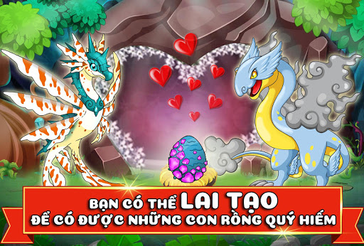 Dragon Battle Mod Full Tiền