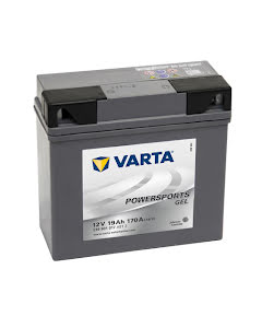 Batteri 19Ah MC YTX GEL