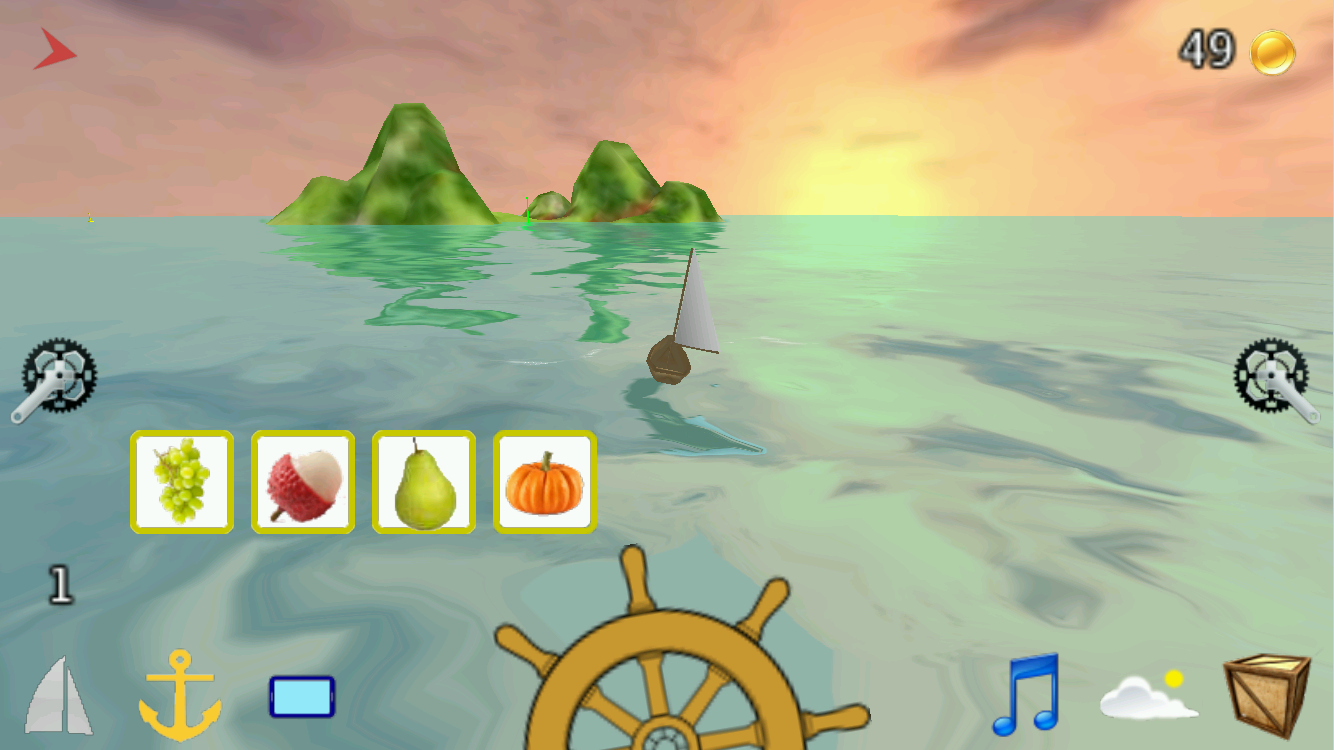 3D Sailor- screenshot