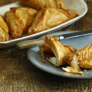 Guava and Cream Cheese Turnovers (Pasteles) Recipe