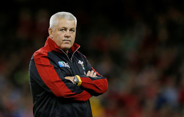 Warren Gatland. Picture: REUTERS/ANDREW BOYERS