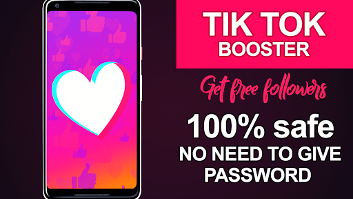 Booster for TikTok 1.0 screenshots 2