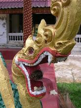 Photo: Temple in remote Attapeu