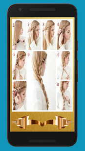 Step by Step Hair Models (Detailed) - náhled