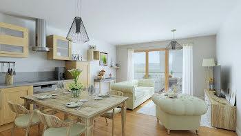 appartement à Grésy-sur-Aix (73)