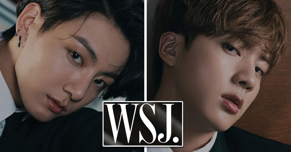 Bts Runs The World In Innovator Awards Photoshoot For Wsj Magazine
