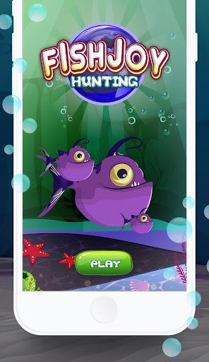 Fishjoy Hunting - Bubble Shooter Game  captures d'écran 2