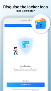 GalleryVault: Secure Folder Locker