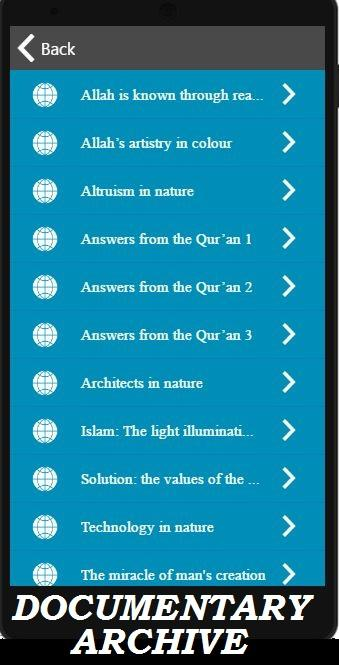 Library of Islam and Quran- screenshot