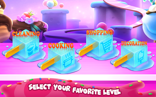 Ice Candy Cooking and Decoration 1.0.0 screenshots 2