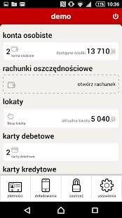 eurobank mobile - náhled